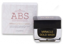 Asian Beauty Secret Miracle Gold Mask