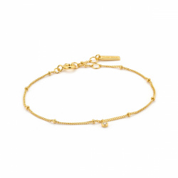 Ania Haie Armband Shimmer Single Stud Gold