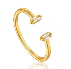 Ania Haie Ring Glow Adjustable Gold