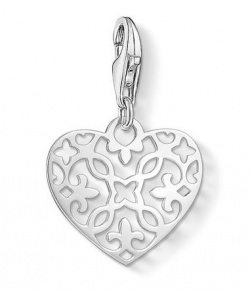 Thomas Sabo Charm Club Arabesque-Herz