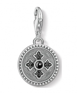 Thomas Sabo Charm Club Coin Royalty Kreuz