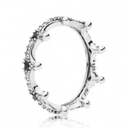Pandora Ring Enchanted Crown
