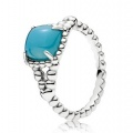 Pandora Ring Blue Vibrant Spirit
