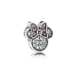 Pandora Disney Medaillon-Element Minnie Silhouette