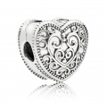 Pandora Clip Enchanted Heart