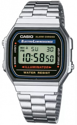 Casio Herrenarmbanduhr Retro
