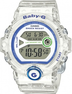 Baby-G Transparent
