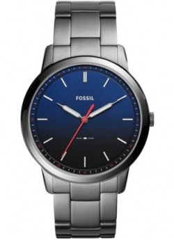 Fossil The Minimalist Blau