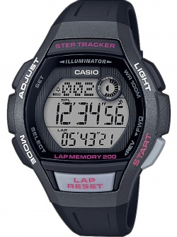 Casio Collection Schwarz