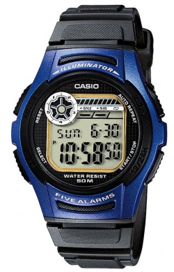 Casio Kinderuhr Aves