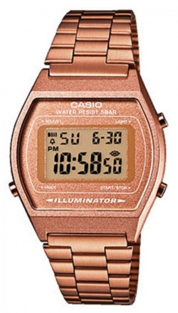 Casio Herrenuhr Multifunktion in Rosé