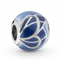 Pandora Charm Blue Butterfly Wing