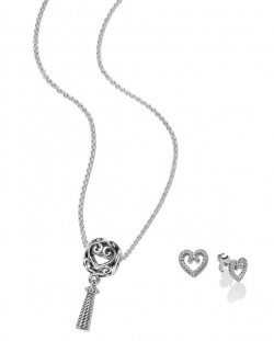 Pandora Aktion Heart Swirls Set
