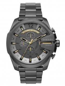 Diesel Mega Chief Chronograph Anthrazith