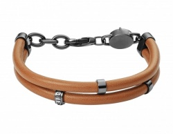 Diesel Armband Stackables Brown