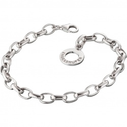 Engelsrufer Armband L für Charms in Silber 925