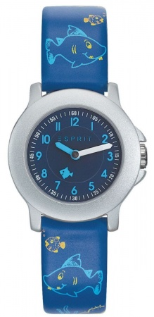Esprit Kinderuhr Sea Playground Blue