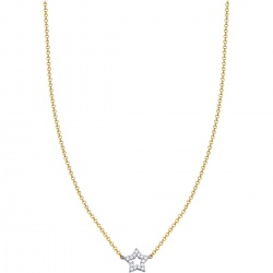 Esprit Collier Pico Wish Gold