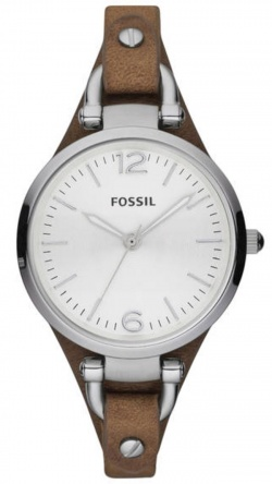 Fossil Georgia Good Braun M