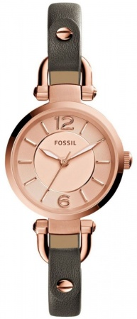 Fossil Georgia Mini Taupe