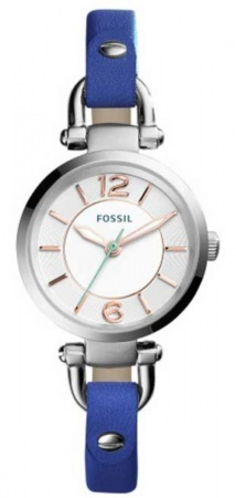 Fossil Georgia Mini Blau