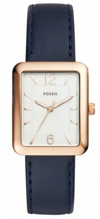 Fossil Atwater Blau
