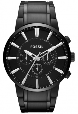 Fossil Dress Schwarz