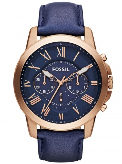 Fossil Grant Blue