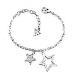 Guess Armband B-Two Star Charms