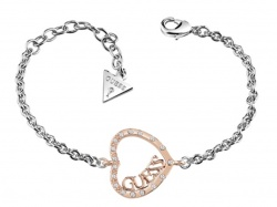 Guess Armband Love Affair Bicolor