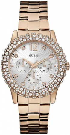 Guess Dazzler in Rosé-Gold
