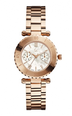 Guess Collection Damenuhr Driver Chic Rosé