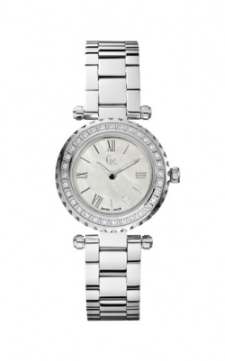 Guess Collection Damenuhr Mini Chic Diamant