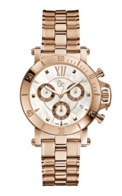 Guess Collection Damenuhr Femme Rosé