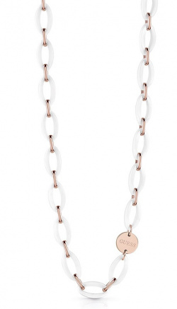 Guess Collier Chain Reaction with Ceramic Chain