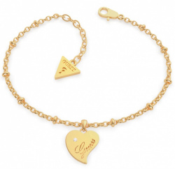 Guess Armband Queen Of Heart