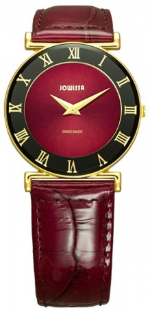 Jowissa Roma Leder in bordeaux M