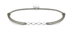 Thomas Sabo Armband Little Secret Chain Taupe