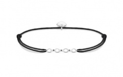 Thomas Sabo Armband Little Secret Chain Schwarz