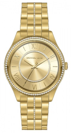 Michael Kors Lauryn Gold