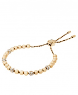 Michael Kors Bracelet Brilliance vergoldet