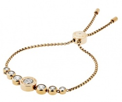 Michael Kors Armband Brilliance Vergoldet