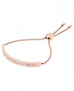 Michael Kors Armband Brilliance Holiday rotvergoldet