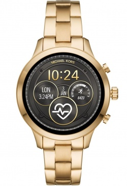 Michael Kors Access Runway Smartwatch Gold