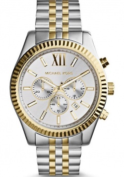 Michael Kors Lexington Chrono Bicolor