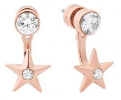 Michael Kors Ohrstecker Brilliance Star Ear Jacket