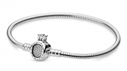 Pandora Armband Moments Crown O