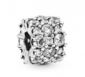 Pandora Charm Clear Sparkle All Over