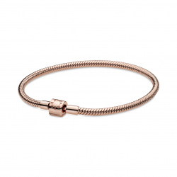 Pandora Armband Moments Barrel Clasp Snake