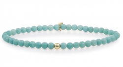 Sparkling Jewels Armband Amazonite